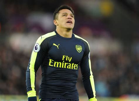 Arsenal transfer news: Alexis Sanchez listed as Bayern ...