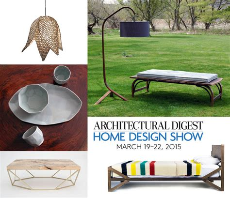 architectural digest home design show the 2015 architectural digest home design show is almost