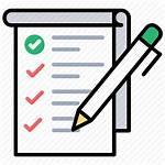 Icon Checklist Shopping Ecommerce Wishlist Icons Iconfinder