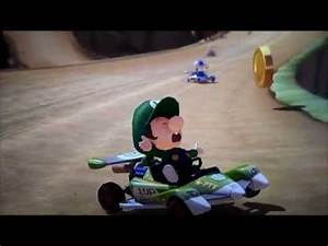 Not even Baby Luigi is safe from the Death Stare [Mario ...