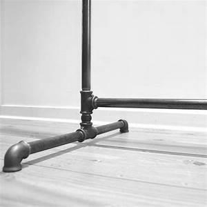 Rohre Für Möbelbau : kleiderst nder aus stahlrohr steel pipe clothing rack ladeneinrichtung diy m bel ~ A.2002-acura-tl-radio.info Haus und Dekorationen