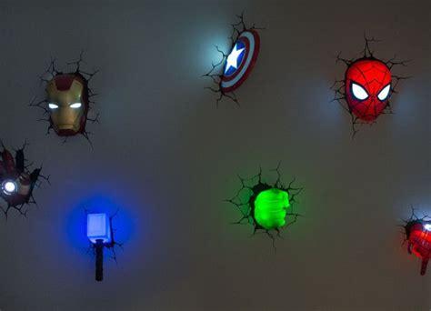 Avengers Bedroom Lights-vienna Shopping Victim