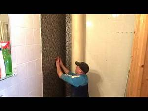 Wandbelag Bad Statt Fliesen : wand in der dusche neu verkleben teil 3 die zeit der fliesen ist vorbei youtube ~ Sanjose-hotels-ca.com Haus und Dekorationen
