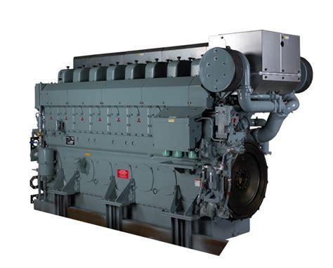 Marin Mitsubishi by Marine Engine Large Diesel Su Marine Engines