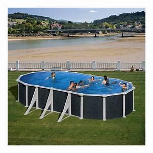 Sable Piscine Hors Sol : piscine hors sol java gre 730x375 cm h120 filtre sable ~ Farleysfitness.com Idées de Décoration