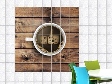 Fliesenaufkleber Für Küche by Fliesenaufkleber F 252 R K 252 Che Quot Kaffee Quot Wanddeko F 252 R K 252 Che