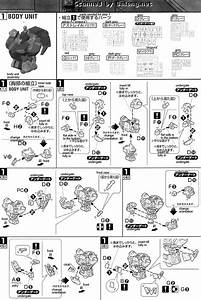 Mg Gundam Astray Noir English Manual  U0026 Color Guide