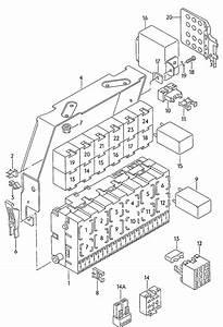 165906381 - Volkswagen Control Module