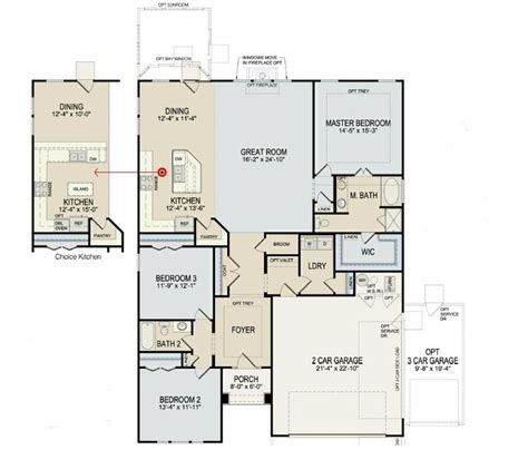 Beazer Homes Floor Plans 2006 by Beazer Single Story Floor Plans Carpet Review