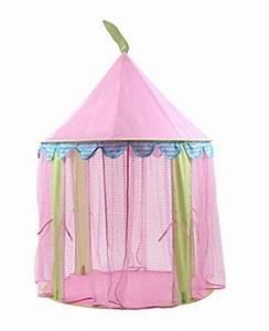 Tente Chambre Fille : accessoires et decoration de princesses chambre de fille et de princesse la tente pour ~ Teatrodelosmanantiales.com Idées de Décoration