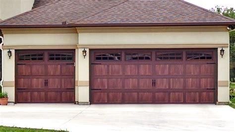 home depot garage residential garage doors continental overhead doors