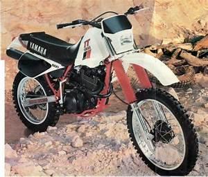 Yamaha Tt 600 E Specs
