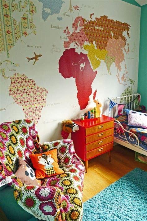 kinderzimmer gestalten kreative ideen  farbe