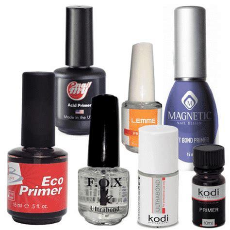 Бескислотный и кислотный праймер для ногтей в чем разница?