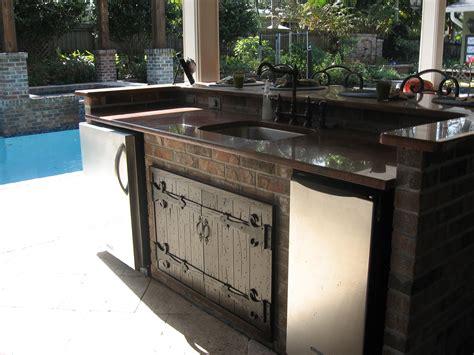 kitchen island bar stool outdoor kitchen designing the backyard cooking