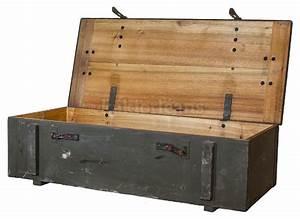 Cantine Metallique Militaire : caisse militaire en bois qq49 jornalagora ~ Melissatoandfro.com Idées de Décoration
