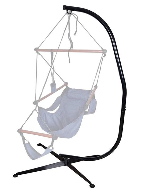 c stand for hammock chair hammock c stand solid steel hammock air porch swing