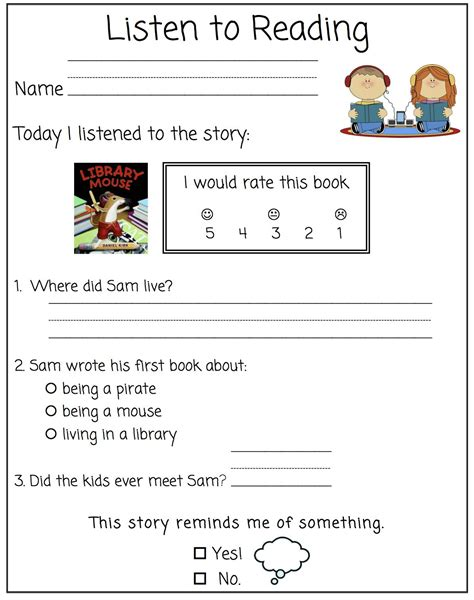 listening comprehension exercises for grade 2 the grade bloom worksheet for listening comprehension