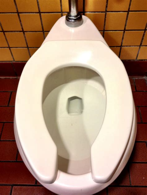Public Restroom On Tumblr