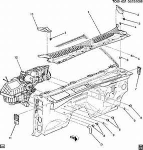 Chevy Silverado 2000 Ac Service Diagram