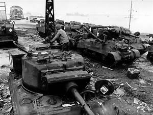 M4A3E2 Sherman Jumbo France | World War Photos