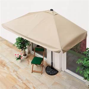 Eckiger Sonnenschirm Für Balkon : easy maxx sonnenschirm balkon sonnen schirm rechteckig 40 uv schutz ~ Bigdaddyawards.com Haus und Dekorationen