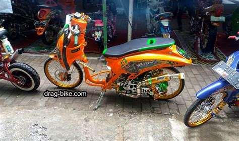 Modif Motor Scopy 2017 by 40 Foto Gambar Modifikasi Scoopy Thailook Simple Jari Jari