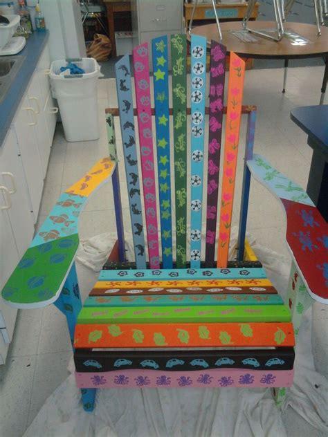 kindergarten group art project students  design