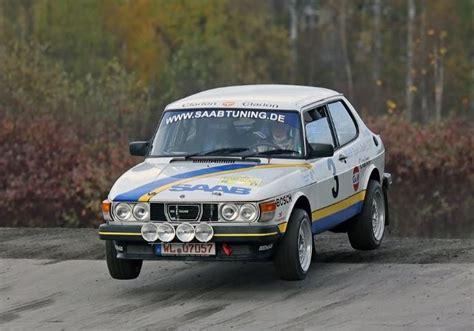 1982 Saab 99 Rally Build