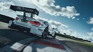 BMW M4 DTM Racing track Wallpaper HD Car Wallpapers ID