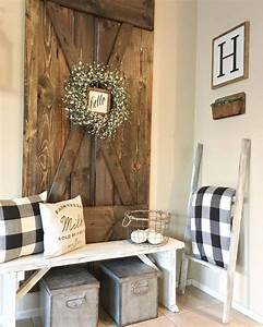 35 Best Farmhouse Interior Ideas And Designs For 2018