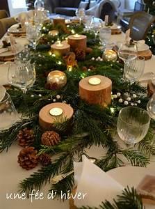 Table De Noel Traditionnelle : r sultat de recherche d 39 images pour deco table de noel ~ Melissatoandfro.com Idées de Décoration