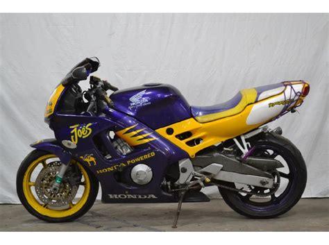 honda cbr 600 f3 1996 honda cbr 600 f3 motorcycles for sale
