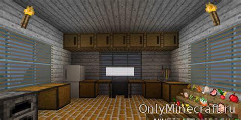 kitchen design minecraft как сделать кухню в майнкрафт 1270