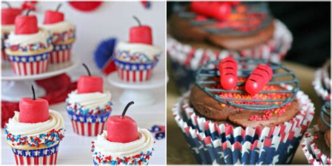 fourth of july cupcake ideas 15 cute 4th of july cupcake ideas easy recipes for fourth of july cupcakes