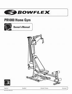 Bowflex Pr1000 Workout Guide