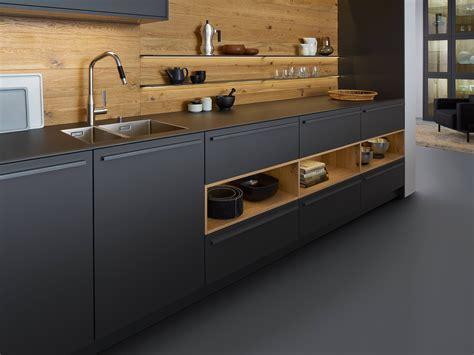 nincho cozinha cocinas negras cocina madera  cocinas