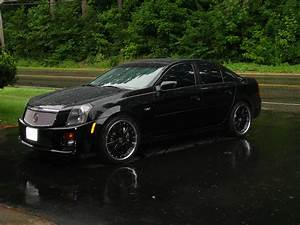 2006 Cadillac Cts Specs And Photos