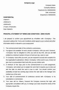Template zero hours contract images template design ideas for 0 hours contract template