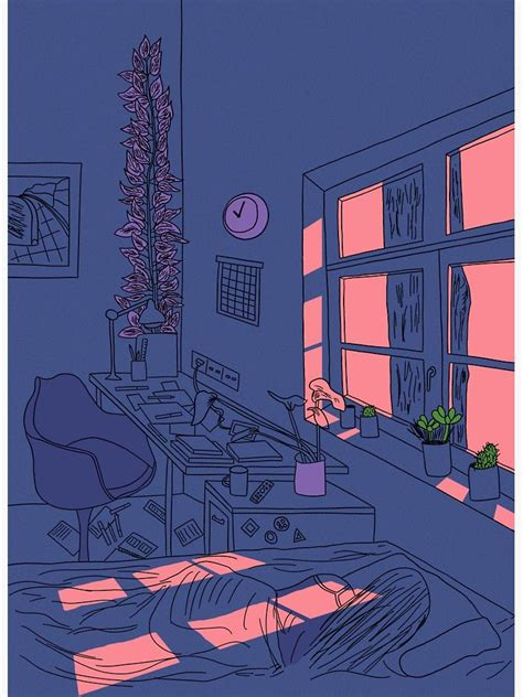 lazy day sticker by fernandaschalle aesthetic