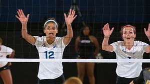 Volleyball Splits Matches on Day One of JMU Invitational ...