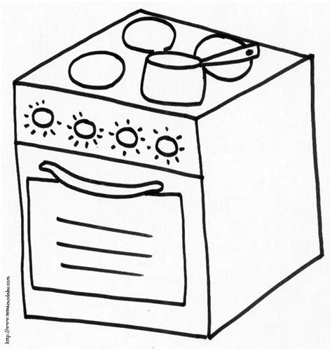 dessin d une cuisine coloriage d 39 une cuisiniere 1 tête à modeler