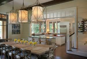 kitchen lighting ideas houzz casual by the lake rustic dining room other metro by splash kitchens baths llc