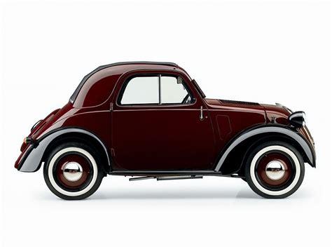 Fiat 500 Topolino Specs 1936 1937 1938 1939 1940