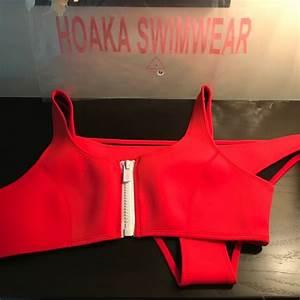 Hoaka Swimwear Swim Hoaka Swimwear Neoprene Never Worn