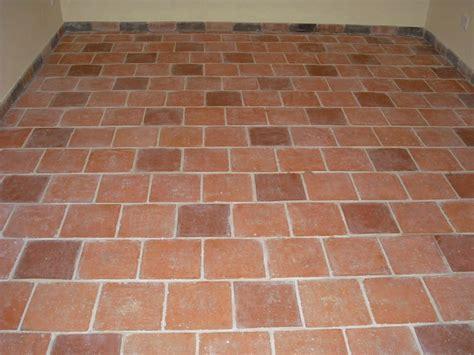 Ceramic Handmade Antique Terracotta Floor Tiles For Paving