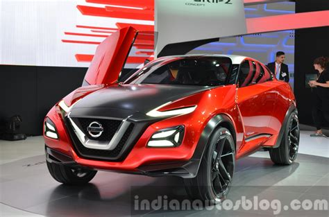Nissan Gripz Concept Headlamp At Iaa 2018 Indian Autos Blog