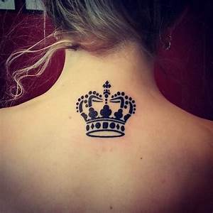 Queen Crown Tattoos Designs, Ideas and Meaning | Tattoos ...