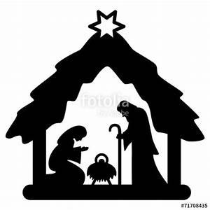 Gleiche Bilder Finden : weihnachtskrippe krippenfiguren schwarz freigestellt vektor stockfotos und lizenzfreie ~ Orissabook.com Haus und Dekorationen