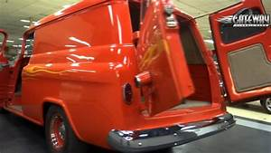 1955 Chevrolet Panel Truck For Sale At Gateway Classic